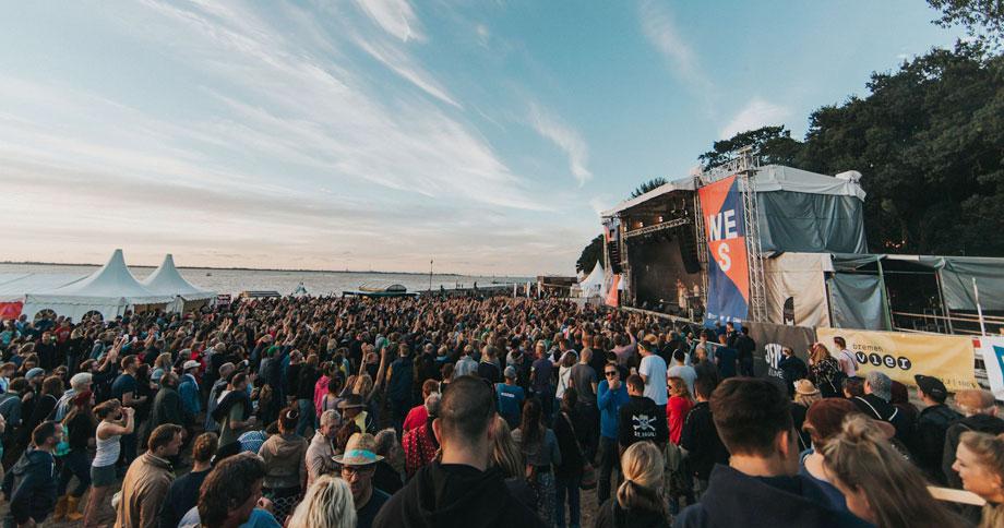 Bild zu Nordseestrand wird zur Bühne