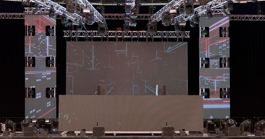 Bild zu Feuerwerk elektronischer Tanzmusik